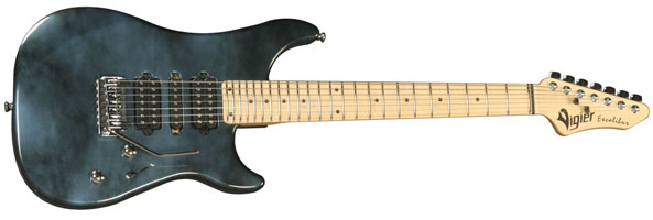 Vigier Excalibur Supra 7 strings guitar