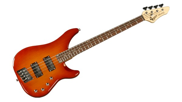 Vigier Excess fretless bass
