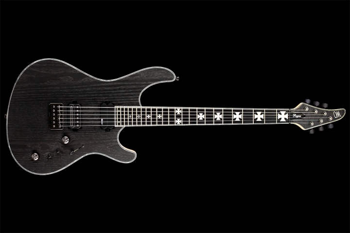 Mayones Regius 6 Katatonia I guitar