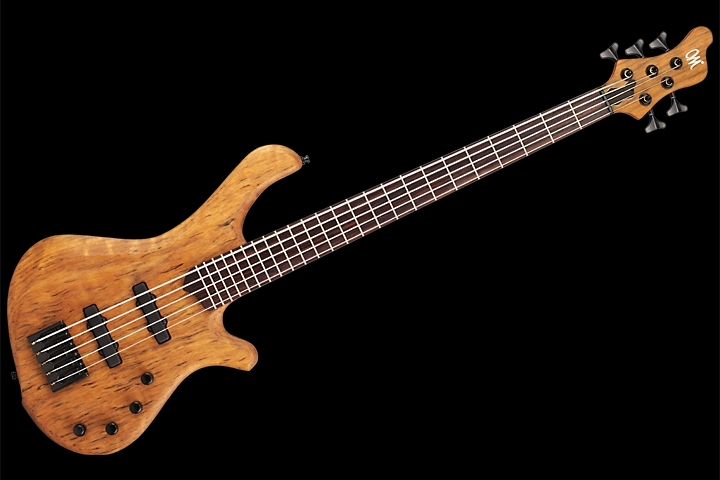 Mayones Be Exotic bass
