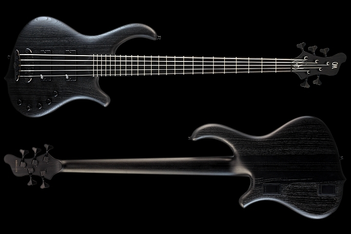 Mayones Be Gothic bass
