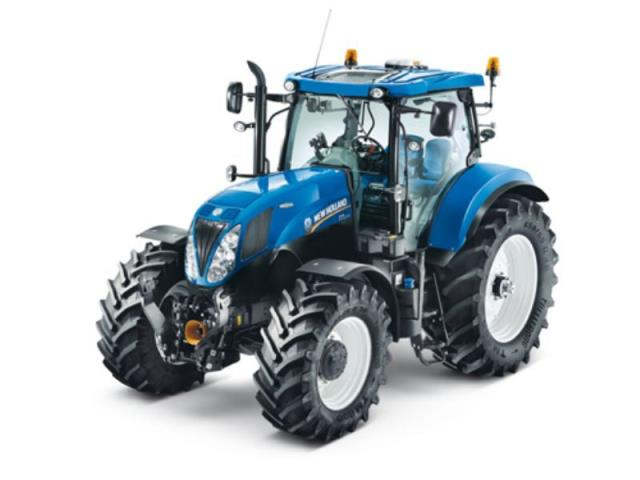 New Holland T7.170 SideWinder II tractor