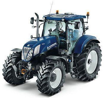 New Holland T7.200 SideWinder II tractor
