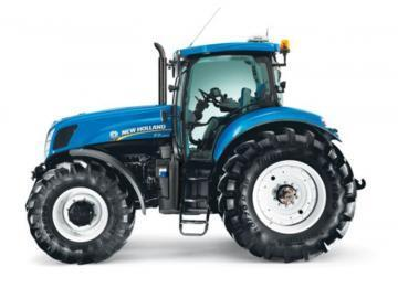 New Holland T7.250 SideWinder II tractor