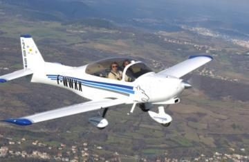 Issoire APM 20 LIONCEAU  two-seat very light aircraft