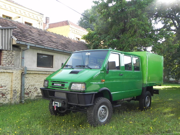 Zastava New Turbo Rival 35.12h van