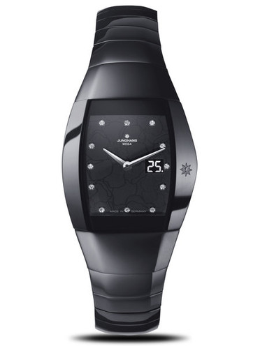 Junghans Aura Quadra watch