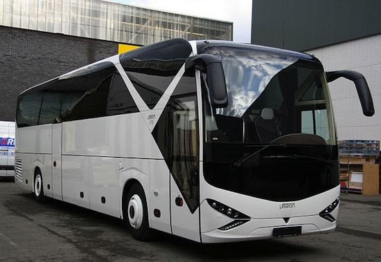 Viseon C12 HD coach