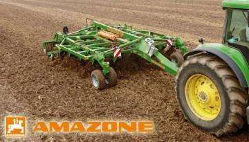 Amazone Centaur 4001 Super disc harrow