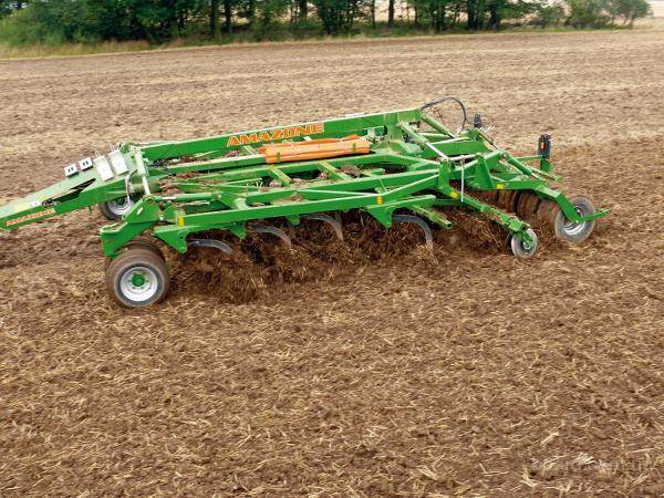 Amazone Centaur 4001-2 Super disc harrow