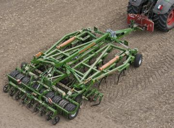 Amazone Centaur 5001-2 Super disc harrow