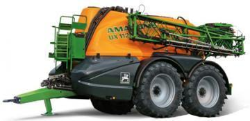 Amazone UX 11200 trailed crop protection sprayer