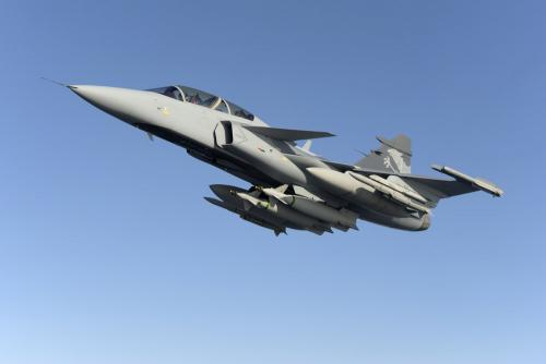 Saab JAS 39 Gripen multirole fighter jet