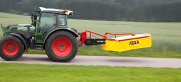 Fella KM 225 KC rear drum mower