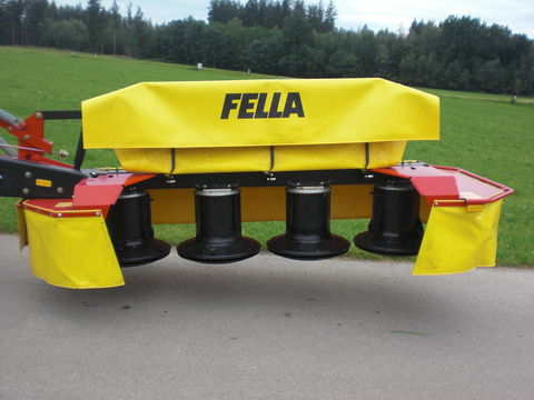 Fella KM 262 rear drum mower