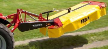 Fella KM 292 rear drum mower