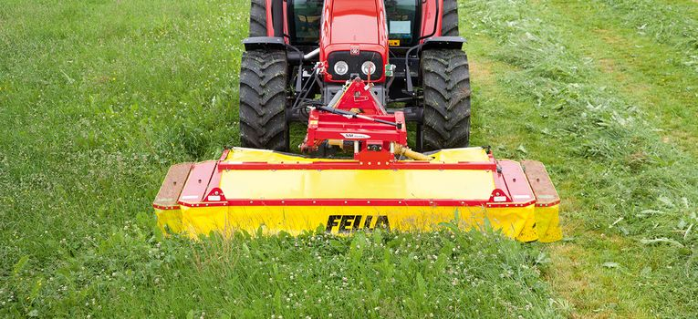Fella SM 260 FP-S Alpine disc mower