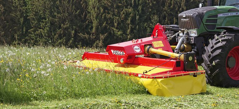 Fella SM 310 FP-RC front disc mower