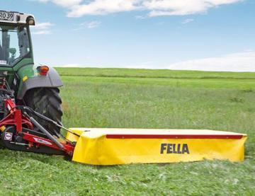 Fella SM 168 INLINE rear disc mower