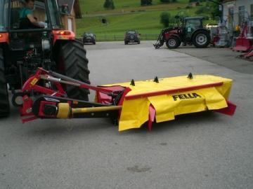 Fella SM 210 KC rear disc mower