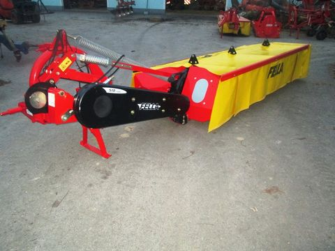 Fella SM 320 KC rear disc mower
