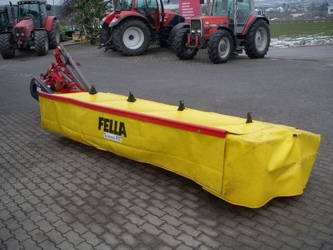 Fella SM 350 rear disc mower
