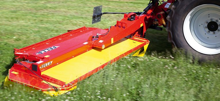 Fella SM 310 TL rear disc mower