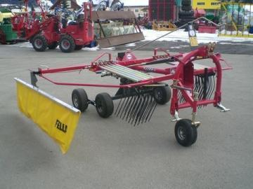 Fella TS 400 DN single-rotor rake