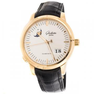 Glashütte Senator Panorama Date Moon Phase watch