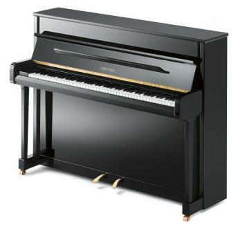 Grotrian Contour upright piano