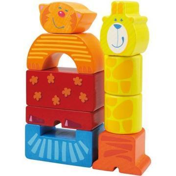 HABA Building blocks Zoolino