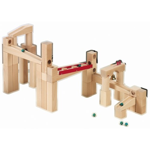 HABA Ball Track - Large basic pack blocks