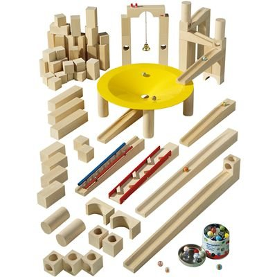 HABA Master Building Set blocks