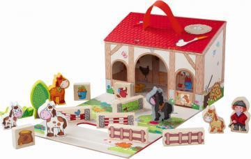 HABA Large Play Set Horse Farm toys