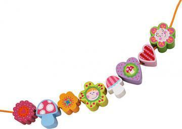HABA Bambini Beads Flower Children toy