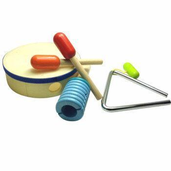 HABA Percussion Set toys