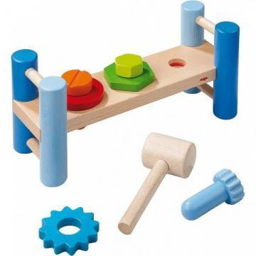 HABA Play Bench Bolta-lot toy