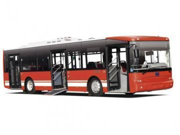 BMC Procity city bus
