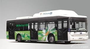BMC Procity CNG city bus