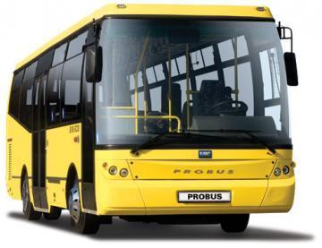 BMC Probus 215 SCB city bus