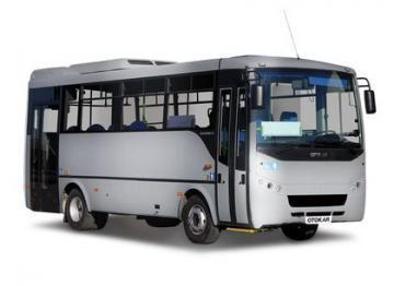 Otokar Navigo C city bus
