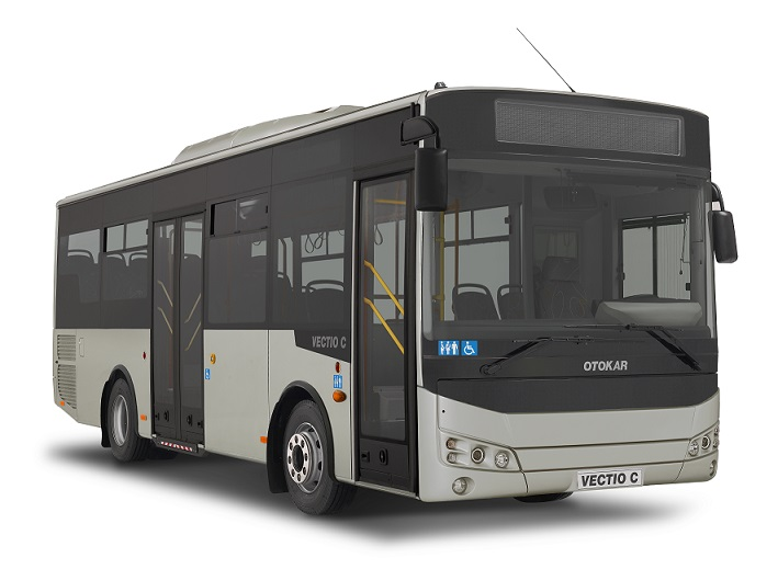 Otokar Vectio C city bus