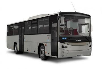 Otokar Territo U inter urban bus