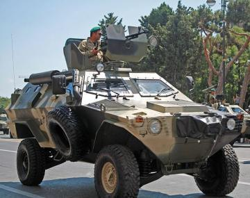 Otokar Cobra Open Turret Personnel Carrier