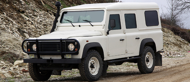 Otokar Discreetly Armored Station Wagon