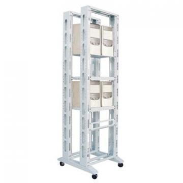 "Canovate 19"" Double Frame Open Rack 42U Cabinet"