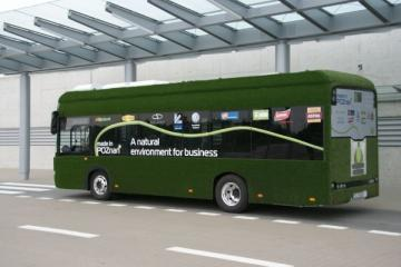Solaris Urbino 8,9 electric bus