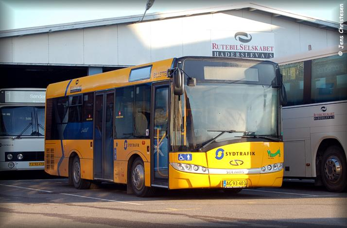 Solaris Alpino bus