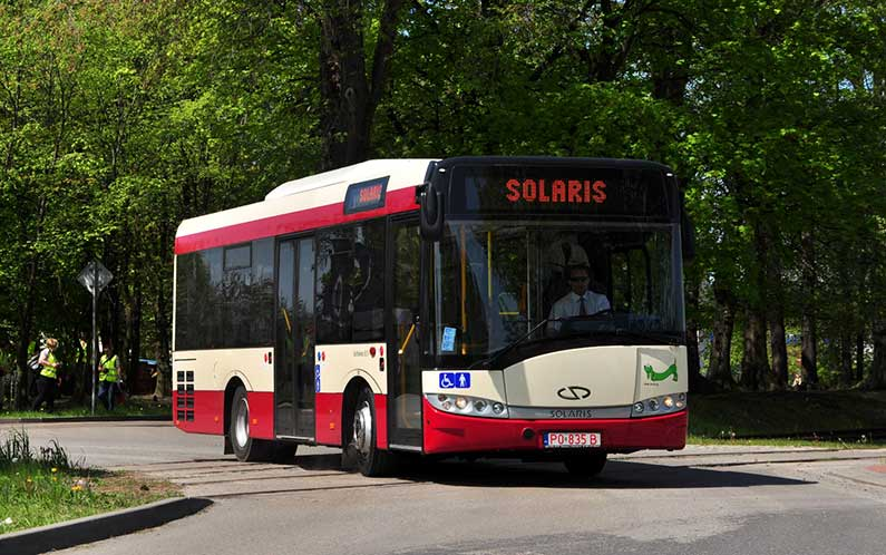 Solaris Alpino 8,9 LE bus