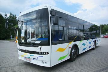 Autosan SANCITY 10LF bus
